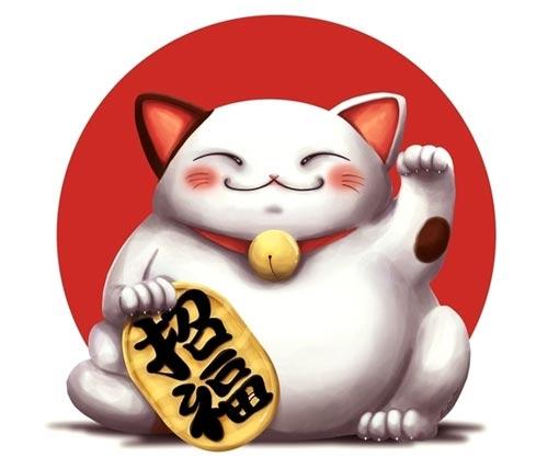денежный кот