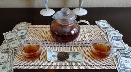 Денежный чай
