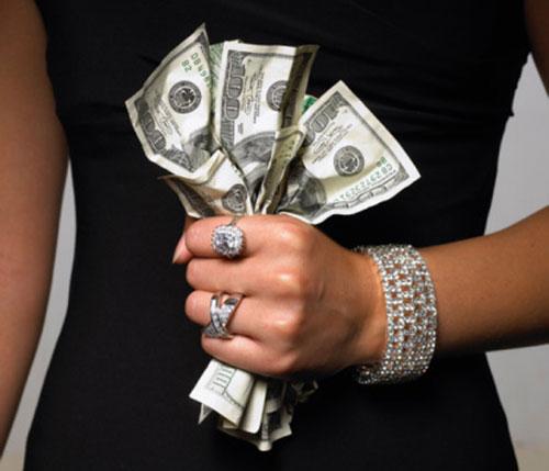 Украшения для привлечения денег