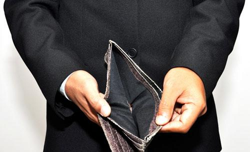 Как не стать бедным